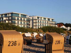 SEETELHOTEL Kaiserstrand Beachhotel - Zimmer mit seitlichem Meerblick