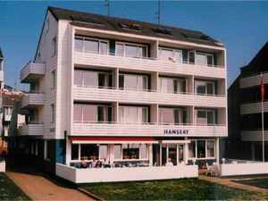 Haus Hanseat - Einzelzimmer.Balkon.Seeblick