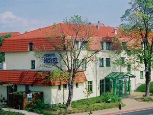Acron Hotel Wittenberg - SORGENFREIES REISEN* - Einzelzimmer