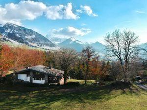 Ferienhaus für 13 Personen (186 m²) ab 150 € in Aeschi bei Spiez