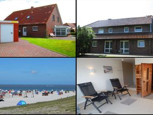 Ferienhaus für 7 Personen (95 m²) ab 46 € in Dornumersiel