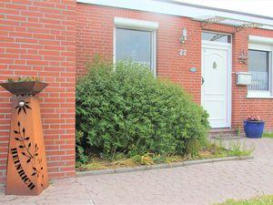 Ferienhaus für 3 Personen (56 m²) ab 67 € in Dornumersiel