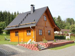 Ferienhaus für 5 Personen (60 m²) ab 100 € in Drognitz