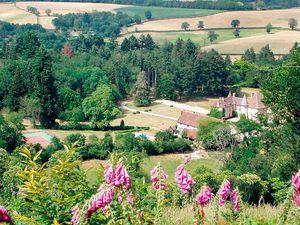 Ferienhaus für 8 Personen (120 m²) ab 145 € in Étang Sur Arroux