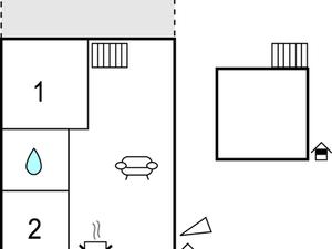 Ferienhaus für 6 Personen (95 m²) ab 171 € in Geraberg