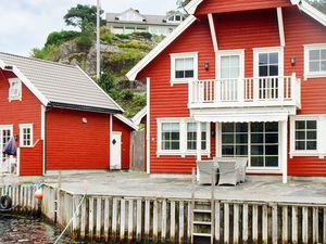Ferienhaus für 11 Personen (140 m²) ab 110 € in Hebnes