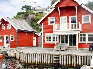 Ferienhaus für 11 Personen (140 m²) ab 100 € in Hebnes