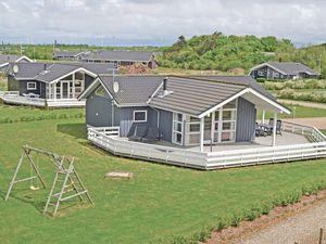 Ferienhaus für 6 Personen (85 m²) ab 43 € in Hemmet