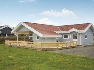 Ferienhaus für 8 Personen (89 m²) ab 48 € in Hemmet