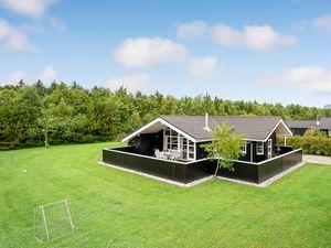 Ferienhaus für 7 Personen (103 m²) ab 64 € in Hemmet
