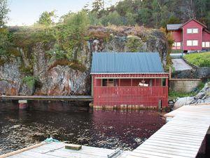Ferienhaus für 10 Personen (182 m²) ab 251 € in Hosteland