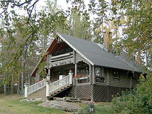 Ferienhaus für 8 Personen (98 m²) ab 137 € in Kangasala
