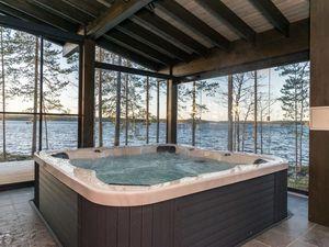 Ferienhaus für 10 Personen (150 m²) ab 961 € in Kouvola