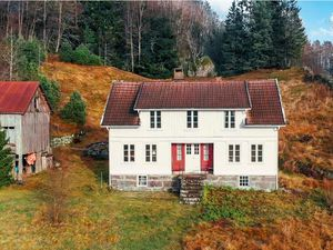 Ferienhaus für 9 Personen (150 m²) ab 62 € in Kvinesdal