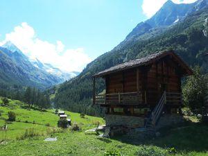Ferienhaus für 6 Personen (65 m²) ab 180 € in La Forclaz VS
