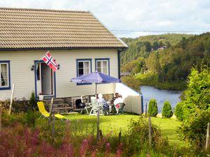 Ferienhaus für 6 Personen (75 m²) ab 51 € in Lyngdal