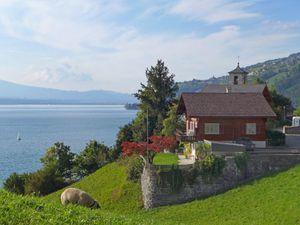 Ferienhaus für 7 Personen (120 m²) ab 268 € in Merligen