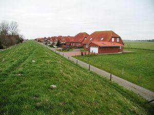 Ferienhaus für 7 Personen (95 m²) ab 29 € in Neßmersiel