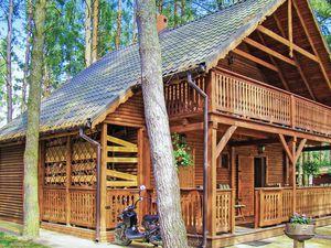 Ferienhaus für 7 Personen (103 m²) ab 89 € in Ostróda