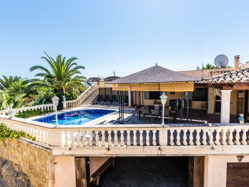 Ferienhaus Fur 8 Personen Ab 366 In Palma De Mallorca