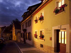 Ferienhaus für 4 Personen ab 95 € in Rothenburg ob der Tauber