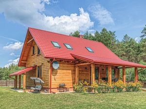 Ferienhaus für 8 Personen (110 m²) ab 78 € in Ruciane-Nida
