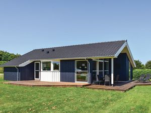 Ferienhaus für 6 Personen (84 m²) ab 55 € in Rudkøbing
