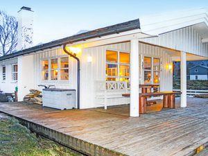 Ferienhaus für 10 Personen (90 m²) ab 125 € in Rugsund