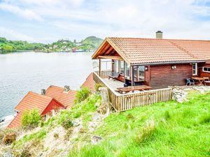 Ferienhaus für 8 Personen (60 m²) ab 75 € in Sjernarøy