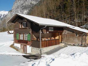 Ferienhaus für 3 Personen (60 m²) ab 135 € in Stechelberg