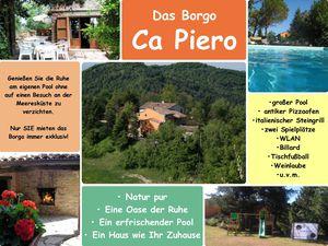 Ferienhaus für 12 Personen (290 m²) ab 160 € in Urbino