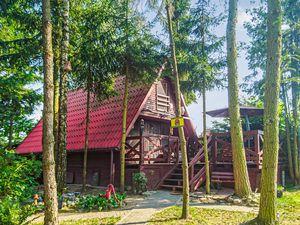 Ferienhaus für 4 Personen (52 m²) ab 42 € in Zalewo