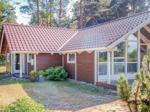 Ferienhaus für 6 Personen (82 m²) ab 57 € in Zechlin