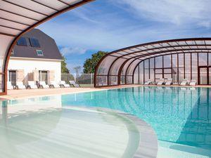 Ferienwohnung für 2 Personen (24 m²) ab 24 € in Auberville