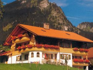 Ferienwohnung für 3 Personen (40 m²) in Bad Hindelang