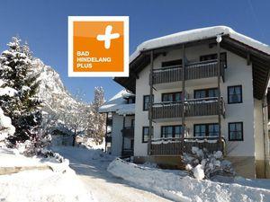 Ferienwohnung für 4 Personen (51 m²) in Bad Hindelang