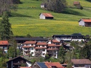 Ferienwohnung für 4 Personen (100 m²) ab 110 € in Bad Hindelang