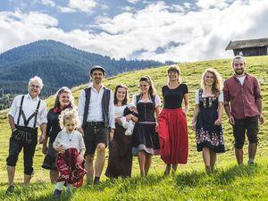 Ferienwohnung für 5 Personen (50 m²) in Bad Kohlgrub