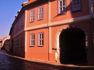 Ferienwohnung für 4 Personen (42 m²) ab 65 € in Bad Langensalza