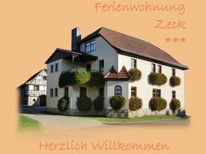 Ferienwohnung für 2 Personen ab 31 € in Bad Staffelstein
