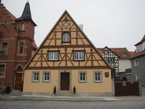 Ferienwohnung für 4 Personen ab 55 € in Bad Windsheim