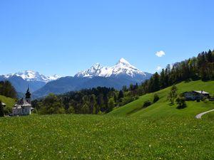 Ferienwohnung für 2 Personen (35 m²) ab 65 € in Berchtesgaden