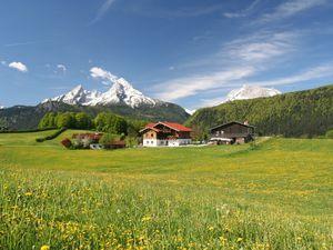 Ferienwohnung für 4 Personen (85 m²) ab 132 € in Bischofswiesen