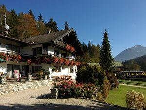 Ferienwohnung für 2 Personen (35 m²) ab 80 € in Bischofswiesen