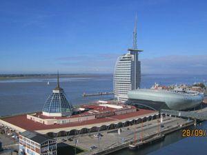Ferienwohnung für 4 Personen (52 m²) ab 75 € in Bremerhaven