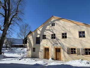 Ferienwohnung für 6 Personen ab 140 € in Burgsalach