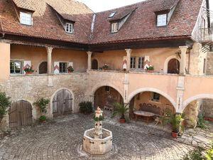 Ferienwohnung für 2 Personen (50 m²) ab 85 € in Creglingen