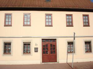 Ferienwohnung für 4 Personen ab 44 € in Eisenberg (Thüringen)