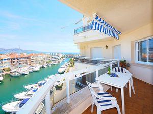 Ferienwohnung für 3 Personen (30 m²) ab 64 € in Empuriabrava