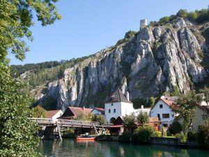 Ferienwohnung für 4 Personen (75 m²) ab 83 € in Essing
